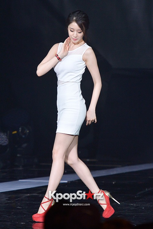 T-ara's Jiyeon at SBS MTV The Show : All about K-POPkey=>2 count20