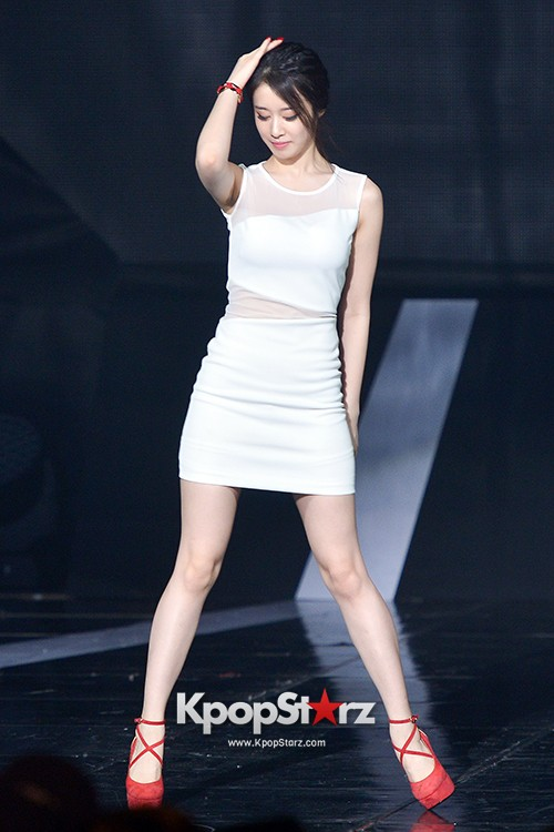 T-ara's Jiyeon at SBS MTV The Show : All about K-POPkey=>3 count20