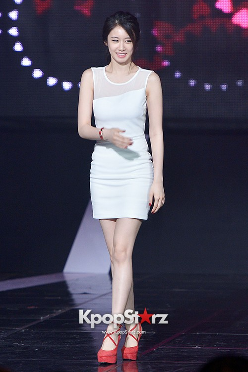 T-ara's Jiyeon at SBS MTV The Show : All about K-POPkey=>5 count20