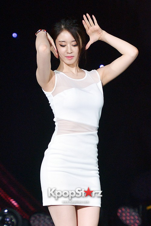 T-ara's Jiyeon at SBS MTV The Show : All about K-POPkey=>7 count20