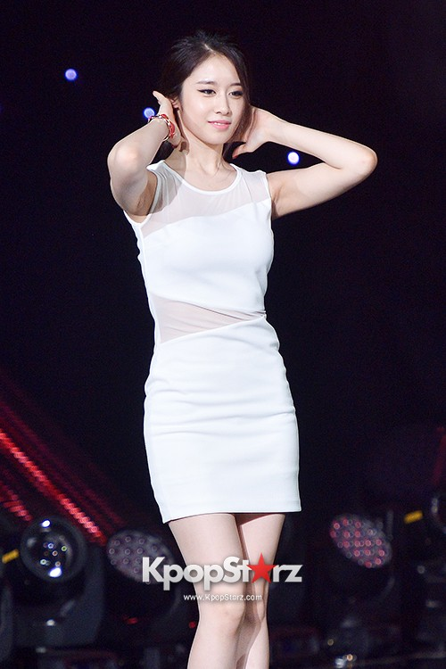 T-ara's Jiyeon at SBS MTV The Show : All about K-POPkey=>9 count20