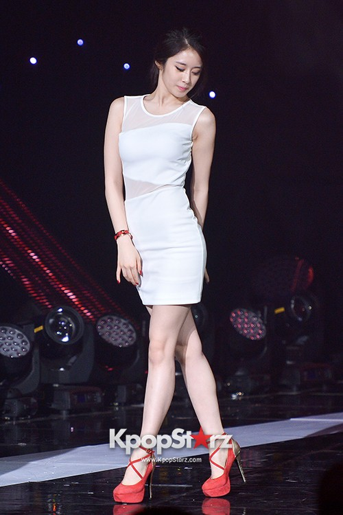 T-ara's Jiyeon at SBS MTV The Show : All about K-POPkey=>10 count20