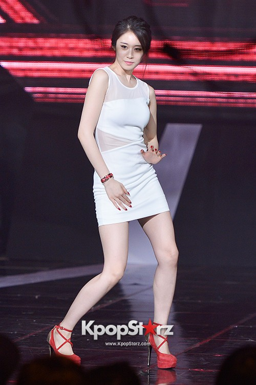 T-ara's Jiyeon at SBS MTV The Show : All about K-POPkey=>12 count20