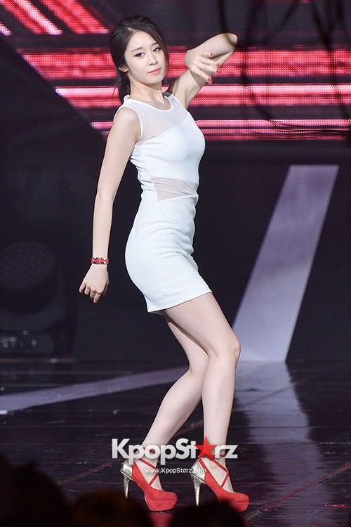 T-ara's Jiyeon at SBS MTV The Show : All about K-POPkey=>13 count20