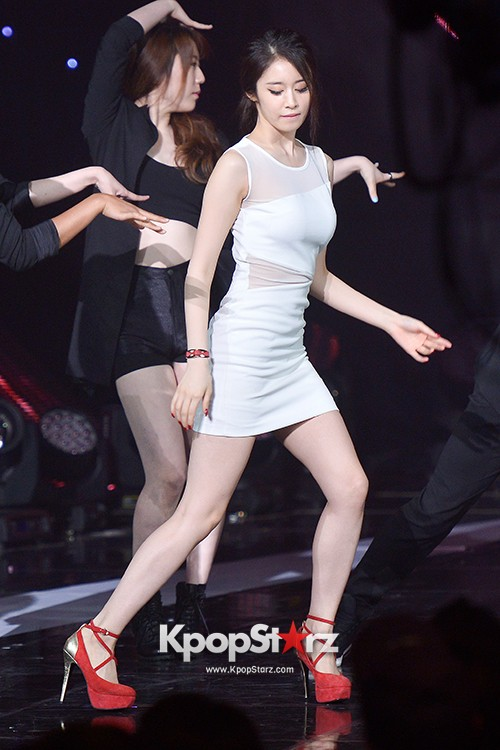 T-ara's Jiyeon at SBS MTV The Show : All about K-POPkey=>14 count20