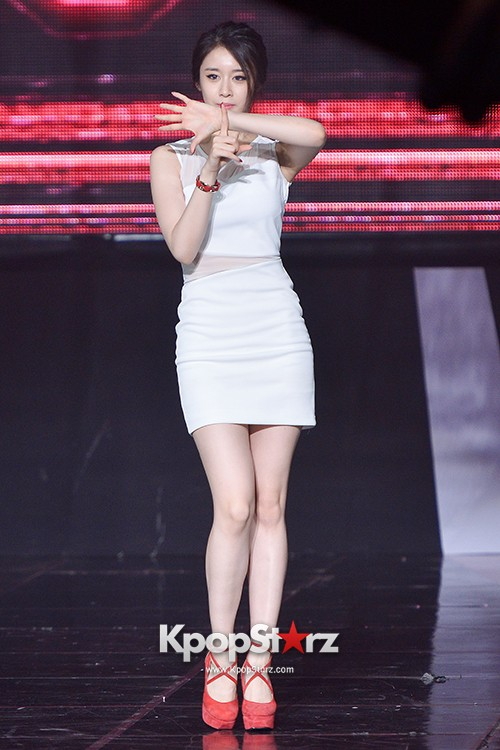 T-ara's Jiyeon at SBS MTV The Show : All about K-POPkey=>15 count20