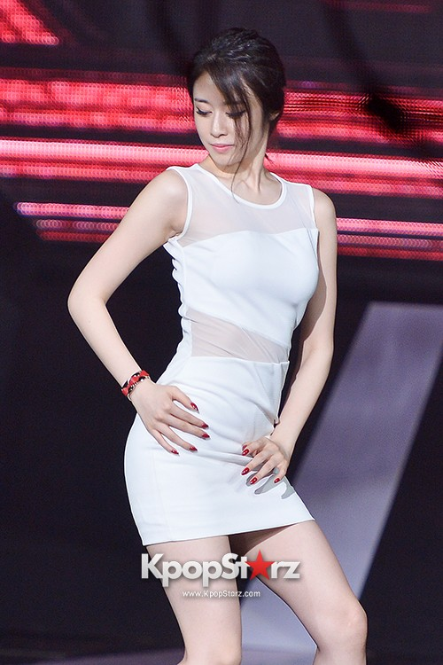 T-ara's Jiyeon at SBS MTV The Show : All about K-POPkey=>19 count20