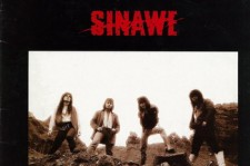 the cover of Sinawe's album