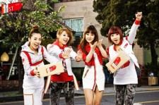 K-Pop girl group 2NE1 for 11ST