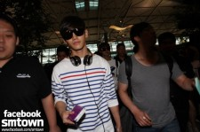 Beach Look TVXQ Changmin, Ready to Go SMTOWN Live World Tour 3 in LA
