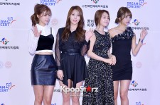 Girls Day at The 20th Anniversary of the 'We Love Korea 2014 Dream Concert'