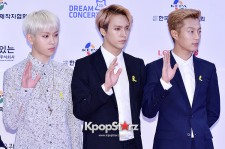 Beast at The 20th Anniversary of the 'We Love Korea 2014 Dream Concert'