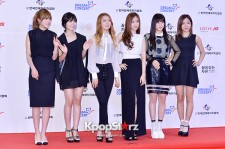 A Pink at The 20th Anniversary of the 'We Love Korea 2014 Dream Concert'