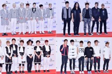 BLOCK B, YB Band, Topp Dogg and HALO at The 20th Anniversary of the 'We Love Korea 2014 Dream Concert'