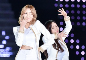 Dal Shabet Performed at The 20th Anniversary of the 'We Love Korea 2014 Dream Concert'