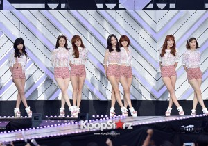 Rainbow Performed at The 20th Anniversary of the 'We Love Korea 2014 Dream Concert'