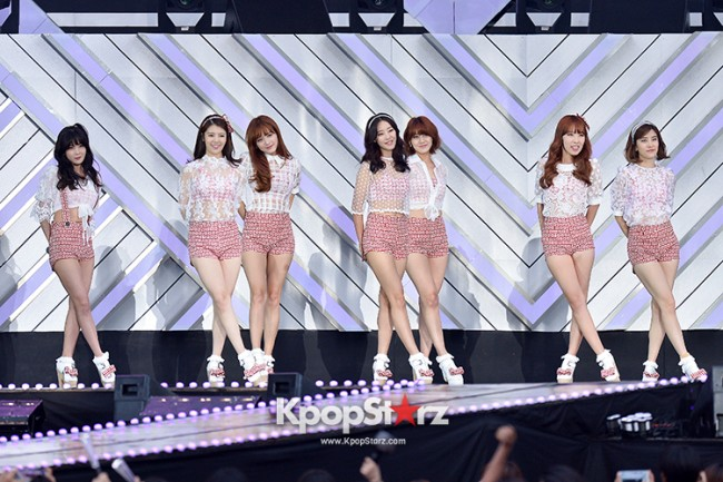 Rainbow Performed at The 20th Anniversary of the 'We Love Korea 2014 Dream Concert' key=>0 count8