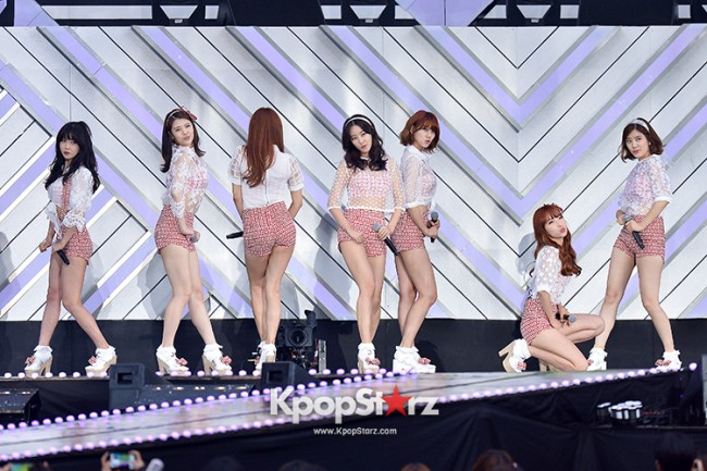 Rainbow Performed at The 20th Anniversary of the 'We Love Korea 2014 Dream Concert' key=>2 count8