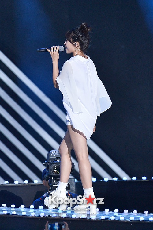 Bada, Yunhan and Jung Eunji Performed at The 20th Anniversary of the 'We Love Korea 2014 Dream Concert' key=>1 count12