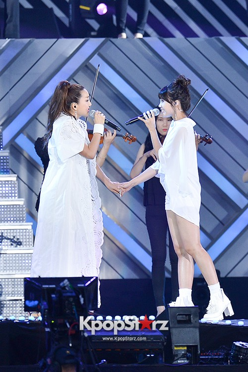 Bada, Yunhan and Jung Eunji Performed at The 20th Anniversary of the 'We Love Korea 2014 Dream Concert' key=>3 count12
