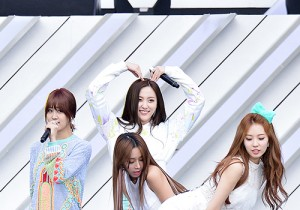 BESTie Performed at The 20th Anniversary of the 'We Love Korea 2014 Dream Concert'