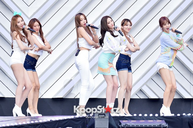 BESTie Performed at The 20th Anniversary of the 'We Love Korea 2014 Dream Concert' key=>11 count12