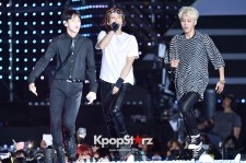Beast Performed at The 20th Anniversary of the 'We Love Korea 2014 Dream Concert'