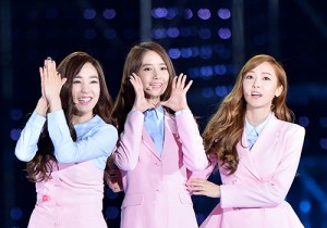 Girls Generation[SNSD] Performed at The 20th Anniversary of the 'We Love Korea 2014 Dream Concert'