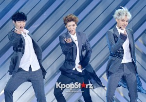 EXO Performed at The 20th Anniversary of the 'We Love Korea 2014 Dream Concert'