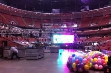Preparation Underway for the SMTOWN Show in LA!