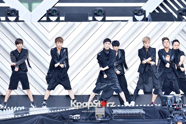 N.Sonic and M.pire Performed at The 20th Anniversary of the 'We Love Korea 2014 Dream Concert' key=>1 count8