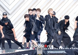 N.Sonic and M.pire Performed at The 20th Anniversary of the 'We Love Korea 2014 Dream Concert'