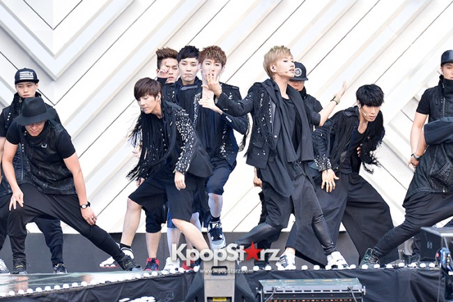 N.Sonic and M.pire Performed at The 20th Anniversary of the 'We Love Korea 2014 Dream Concert' key=>0 count8
