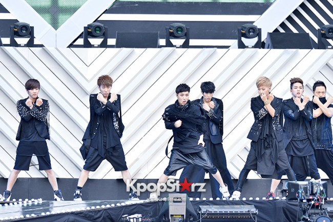 N.Sonic and M.pire Performed at The 20th Anniversary of the 'We Love Korea 2014 Dream Concert' key=>2 count8
