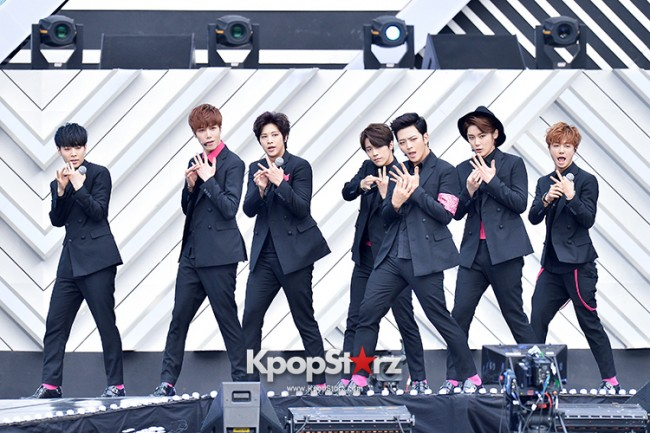 N.Sonic and M.pire Performed at The 20th Anniversary of the 'We Love Korea 2014 Dream Concert' key=>3 count8