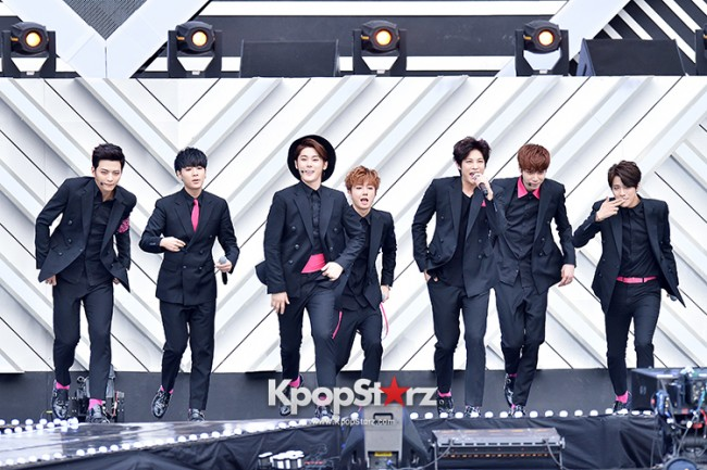 N.Sonic and M.pire Performed at The 20th Anniversary of the 'We Love Korea 2014 Dream Concert' key=>6 count8