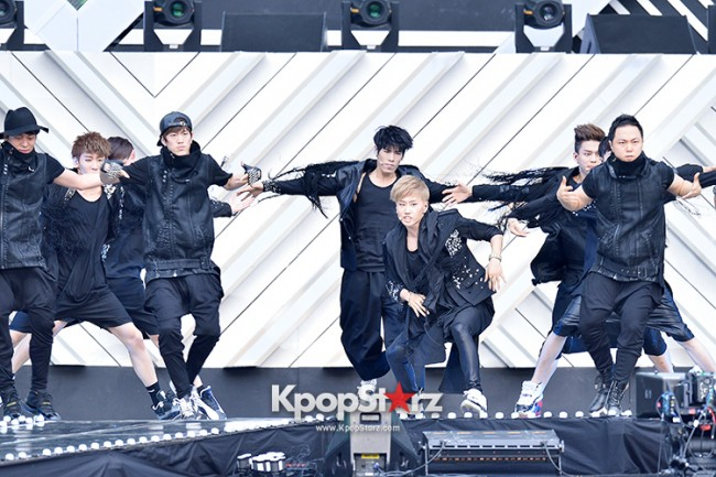 N.Sonic and M.pire Performed at The 20th Anniversary of the 'We Love Korea 2014 Dream Concert' key=>7 count8