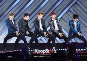 UKISS Performed at The 20th Anniversary of the 'We Love Korea 2014 Dream Concert'