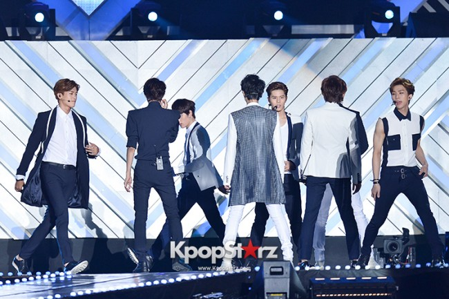 ZE:A Performed at The 20th Anniversary of the 'We Love Korea 2014 Dream Concert' key=>1 count17