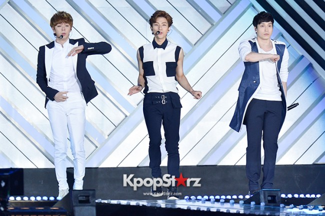 ZE:A Performed at The 20th Anniversary of the 'We Love Korea 2014 Dream Concert' key=>4 count17
