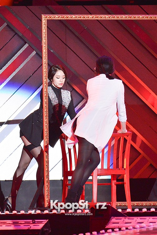 T-ara's Jiyeon Performed at The 20th Anniversary of the 'We Love Korea 2014 Dream Concert'key=>5 count20