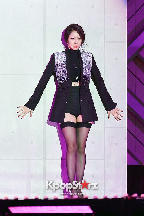 T-ara's Jiyeon Performed at The 20th Anniversary of the 'We Love Korea 2014 Dream Concert'key=>10 count20