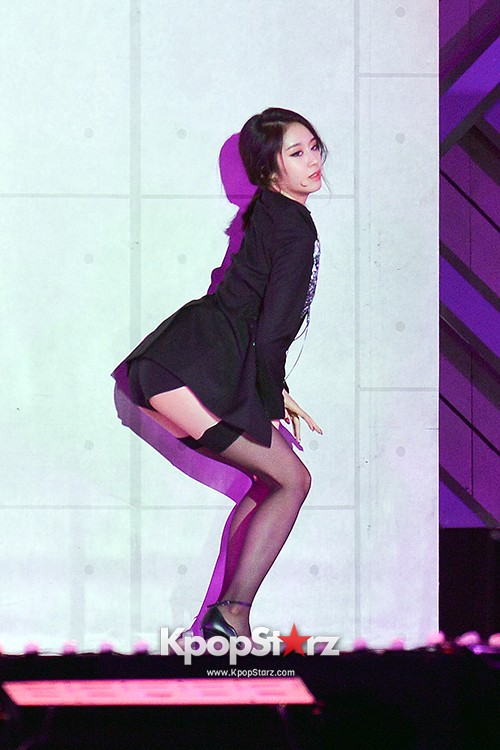 T-ara's Jiyeon Performed at The 20th Anniversary of the 'We Love Korea 2014 Dream Concert'key=>12 count20