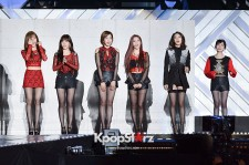 T-ara Performed at The 20th Anniversary of the 'We Love Korea 2014 Dream Concert'