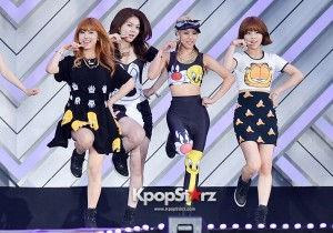 Tiny-G Performed at The 20th Anniversary of the 'We Love Korea 2014 Dream Concert'