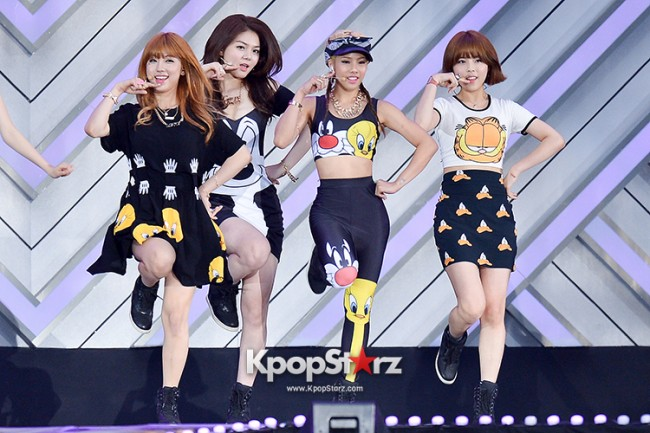 Tiny-G Performed at The 20th Anniversary of the 'We Love Korea 2014 Dream Concert' key=>0 count8