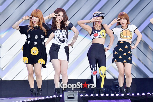 Tiny-G Performed at The 20th Anniversary of the 'We Love Korea 2014 Dream Concert' key=>4 count8