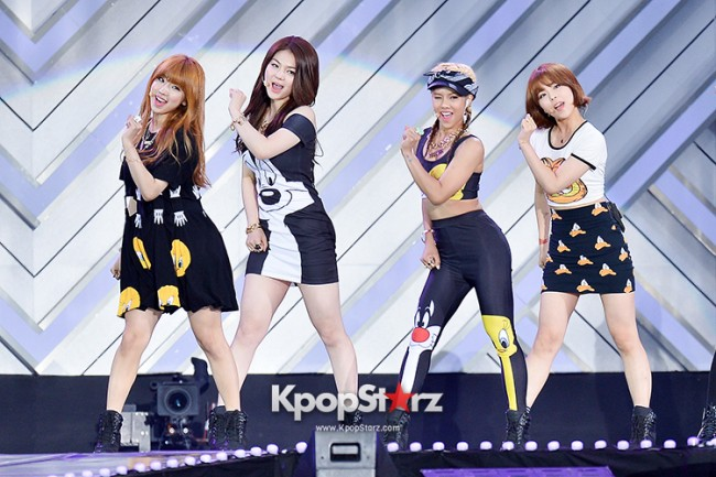 Tiny-G Performed at The 20th Anniversary of the 'We Love Korea 2014 Dream Concert' key=>5 count8