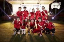 infinite challenge cheering squad