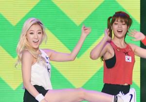 Wassup[Wa$$up] - Fire - MBC Music Show Champion